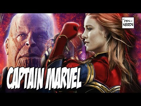 Captain Marvel Infinity War 2 | Avengers 4 theory