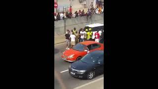 [URGENT] Côte d'Ivoire: Drogba impliqué dans un accident sur le pont HKB