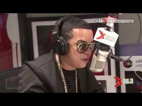 X96.3 J.Alvarez Entrevista con DJ Lobo