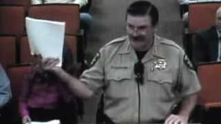 El Dorado County Sheriff John D