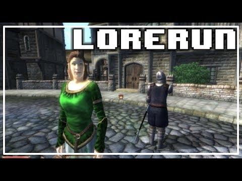 The Elder Scrolls Lorerun Part 5, Oblivion