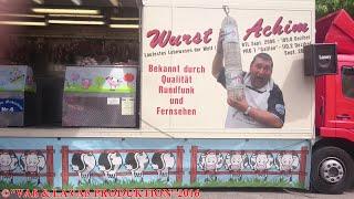 Продавцы - крикуны. Воскресный рынок. 03.07.2016