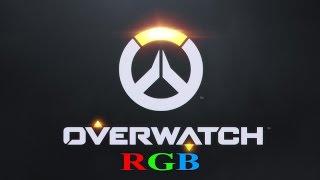 overwatch heroes corsair rgb profile