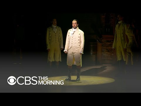 "Lin-Manuel Miranda returns to the stage for ""Hamilton"" in Puerto Rico"