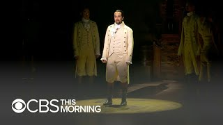Lin-Manuel Miranda returns to the stage for