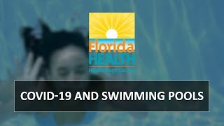 COVID-19 and Swimming pools
