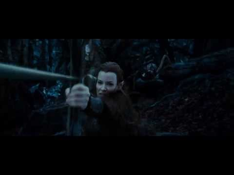 The Hobbit: The Desolation of Smaug - Official Trailer #2 (2013) [HD]