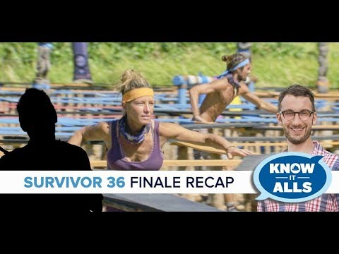 Survivor Know-It-Alls | Ghost Island FINALE Recap | Sophie Clarke