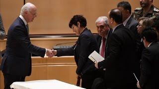 В Женеве начался новый раунд переговоров по Сирии (новости)