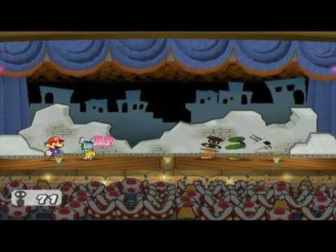 Paper Mario: The Thousand-Year Door ~ Double Pain Playthrough Part 15 (720p 60FPS)