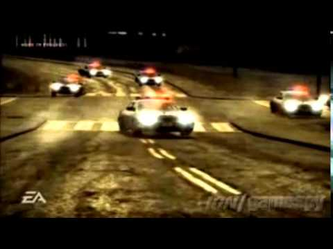 nfs most wanted: prodigy   you'll be under my wheels