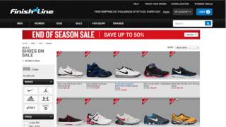 FinishLine Coupon Codes 2014 - Saving Money with Offers.co
