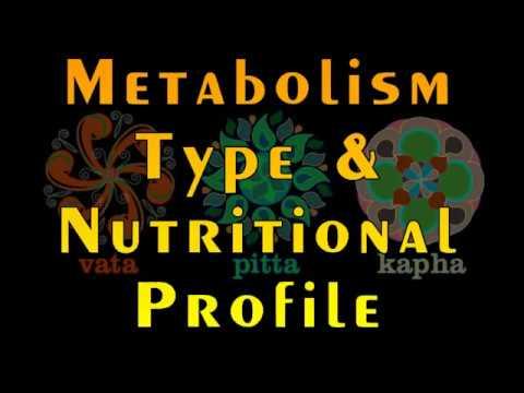 Identifiez votre type de métabolisme et optimisez votre alimentation