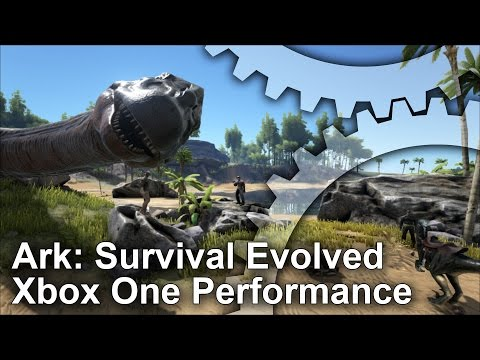 how to get unstuck in ark xbox one