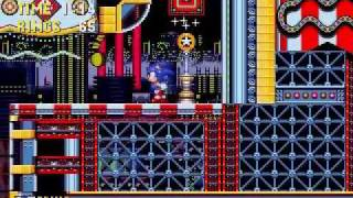 Sonic 3 and Knuckles Glitches and Oversights - Carnival Night Zone Part 1