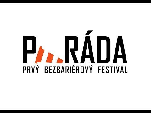 Parada - prvý bezbarierový festival