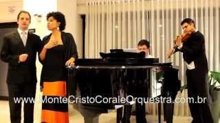 Baixar Memory ( Elvis Presley) l Monte Cristo Coral e Orquestra Para Casamento
