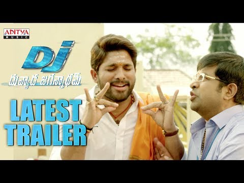 DJ - Duvvada Jagannadham Latest Trailer ||...