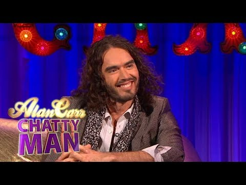 Russell Brand - Full Interview on Alan Carr: Chatty Man