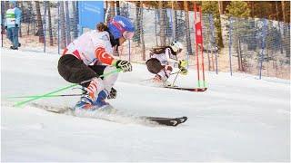 Skiing news - Cavet and Ramanouskaya victorious in Krasnoyarsk