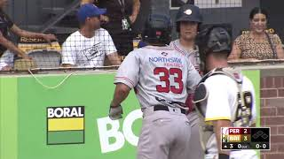 HIGHLIGHT R5 | G3: Kozma drills a homer to pull Heat within one