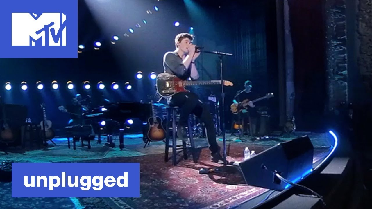 Shawn Mendes 360 Performance Of Treat You Better Mtv