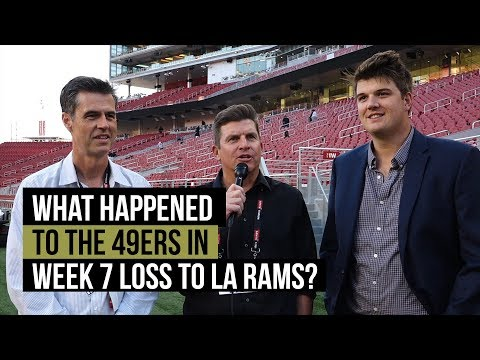 Analysis: 49ers Lose At Home The LA Rams