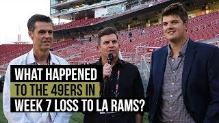 Analysis: 49ers lose at home to the LA Rams