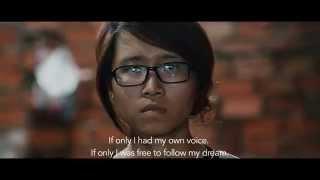 Lặng (Quiet) - Phim ngắn đạt giải Nhất cuộc thi ảnh& video HeForShe
