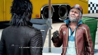 Final Fantasy XV [7] - The Boys Finally Meet A Girl