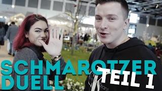 Schmarotzer-Duell mit Chameen Loca - TEIL 1