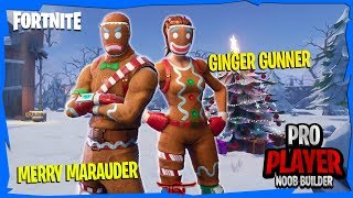 [MERRY MARAUDER RETURNS!!! Cadeau à 900? Fortnite Bataille Royale