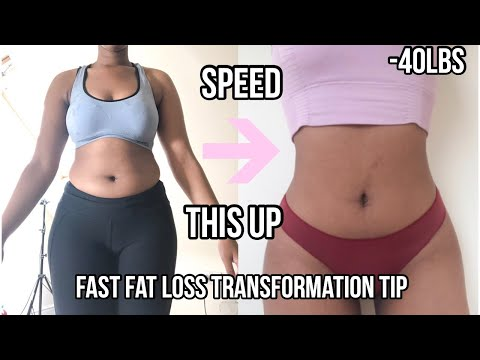 The EASIEST Way to Lose Fat Faster (One Exercise!)