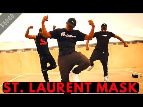 """St Laurent Mask"" Quavo & Travis Scott   @ItsSirDancealot & PMG"
