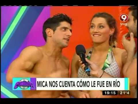 Mica nos cuenta cómo le fue en Río