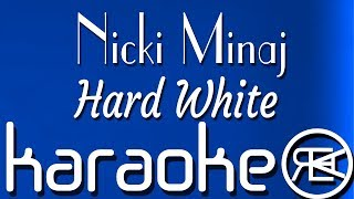 Nicki Minaj - Hard White | Karaoke, Lyrics, Instrumental Video