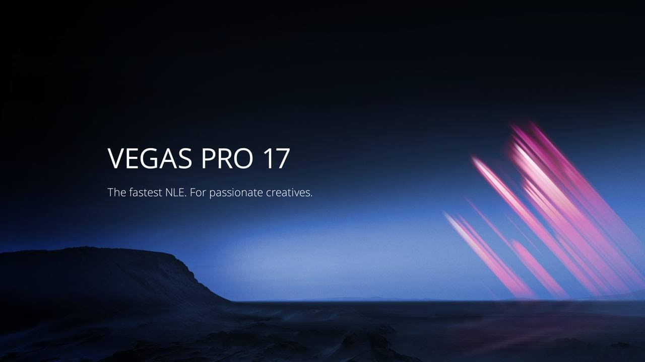Sony Vegas Pro 17 Free Download 17.0.0 Build 421
