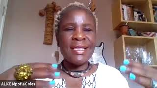 PURPOSE, POLITICS AND PARENTING: Interview with Alice Mpofu-Coles