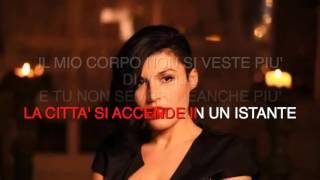 Giusy Ferreri - Novembre - Karaoke con testo