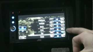 JVC KW-AVX746 Review Head Unit Car Stereo Reciver Overview