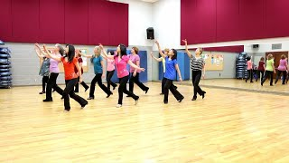 Download Lagu You Are The Reason Baby - Line Dance (Dance & Teach in English & 中文) Mp3