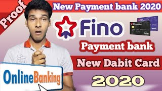 new bank account open online, fino payment bank account opening, fino bank,