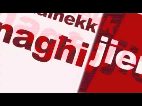 Wegheda Salesjana - Typography