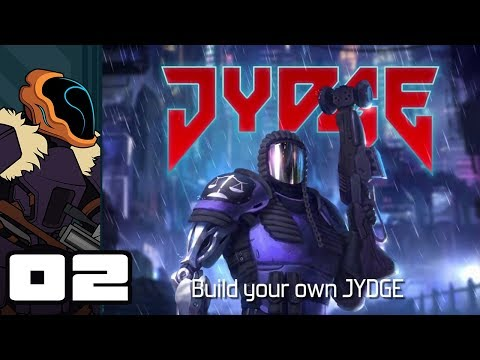 Let's Play Jydge - PC Gameplay Part 2 - Apply Face To Bullets