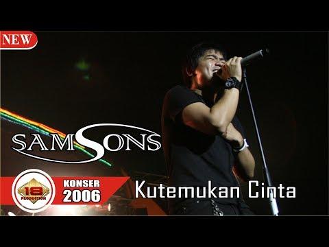 SAMSONS - KU TEMUKAN CINTA (LIVE KONSER JOGJAKARTA 03 NOVEMBER 2006)