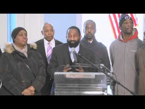 One Brooklyn-- Questionable Arrest of On-Duty Postal Worker Press Conference