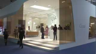 Cerasa al Salone del Mobile di Milano 2012