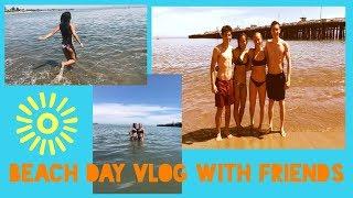 Vlog #1 | Santa Cruz, Beach Volleyball, Carpool Karaoke, Sunsets!!!