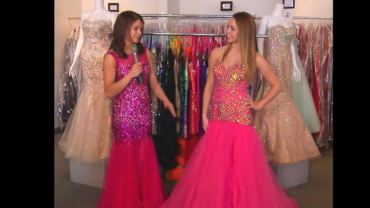 Sassy Chic Prom Dresses 2013! - YouTube
