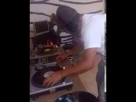 Homenaje a dj richard rojas con dj Manuel murillo y el sonido villa nueva
